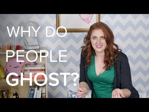 ghosting on a dating app