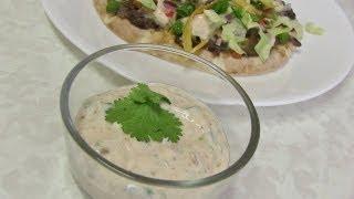 Eggless Southwest Dressing Recipe Video By Bhavna