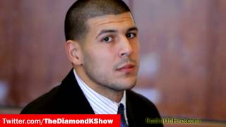 What Really Happened To Aaron Hernandez? (Diamond K Morning Show)