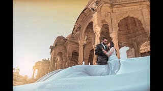BEST PRE WEDDING 2018 | SAGAR AND ANJALI | STUDIO SELFIE SHOT | RAJKOT