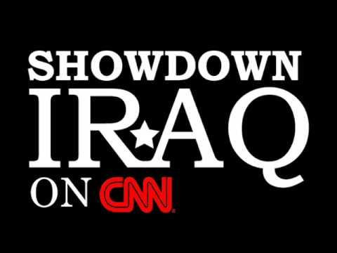 CNN Showdown Iraq