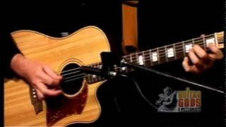 Bruce Mathiske -Pulling my own strings - Guitar Gods and Masterpieces TV Show