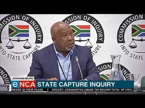 Eskom board chair Jabu Mabuza returns to the State Capture Inquiry