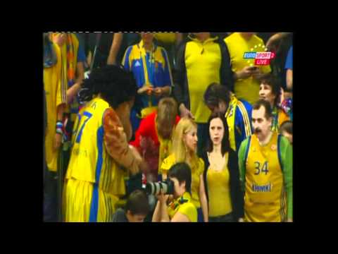 BC Khimki vs Valencia Basket (EUROCUP Final # 15/04/12)