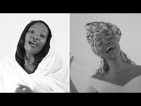 LE CRI DU SILENCE portée par 11 artistes africains qui s'engagent contre les violences faites aux femmes et filles #StrongerTogether #SWEDD