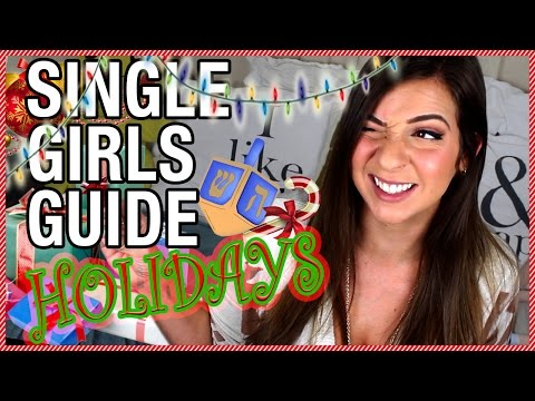The Single Girls Guide to the Holidays w/ The Gabbie Show