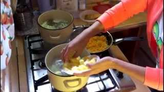 Как приготовить Щи из свежей капусты и говядины