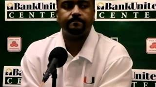 3/15/11 - Coach Haith, Malcolm Grant, Rion Brown