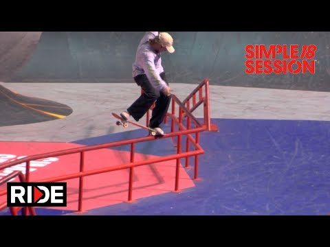 Jamie Foy, Zion Wright & More - Simple Session 2018 Qualifiers