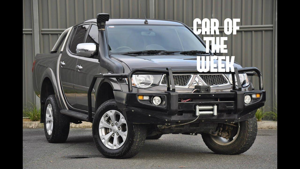 2014 mitsubishi triton glx r 4x4 car of the week