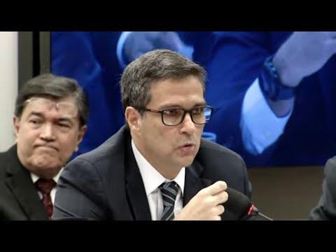 Comissões da Câmara e do Senado ouvem em audiência pública o presidente do Banco Central – 16/05/19