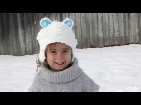88a349531b440 How to Make a Faux Fur Hat for Kids - YouTube