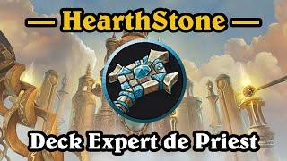 HearthStone Brasil - Construindo Deck Expert de Sacerdote | Priest