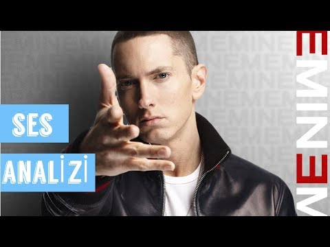 Analisis Suara Eminem