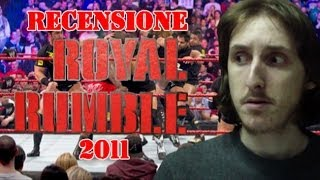 Recensione WWE Royal Rumble 2011