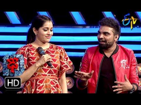 Sudheer | Rashmi | Pradeep | Funny Joke | Dhee 10 | 6th June 2018  | ETV Telugu