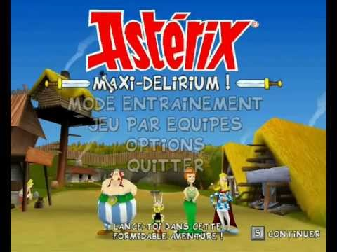asterix maxi delirium pc