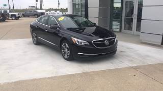 2017 Buick Lacrosse Walkaround/Overview - (B64617)