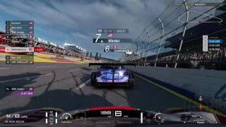 Gran Turismo Sport Beta Online Race at Blue Moon Bay Speedway