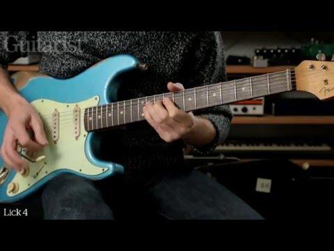 Richard Barrett's Blues Headlines - Jeff Beck