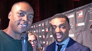 Errol Spence & Keith Thurman SIDE BY SIDE & What Was Said Backstage