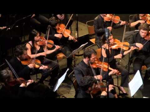 OFJ Baroque 2012 : Suite extraite de Platée de Rameau