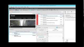 2 Client Web Demo Novell GroupWise 2014