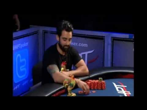 Club One Casino Live Final Table
