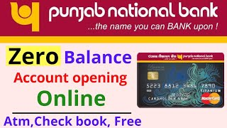 Punjab National Bank Account Online Apply 2020🔥 | Pnb bank me online account kaise khole