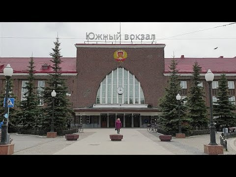 Мой Калининград / Южный вокзал Калининграда
