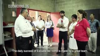 ESCUELA DEL VIDRIO HONDURAS