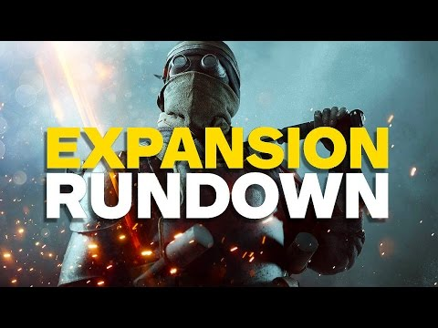 Battlefield 1: They Shall Not Pass - Expansion Rundown