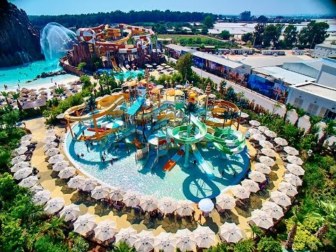rixos world the land of legends theme park antalya turkey