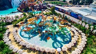 Legends of Aqua Waterpark, The Land of Legends, Antalya, Turkey
