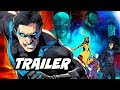 Young Justice Season 3 Outsiders Trailer - Nightwing Scene and Release Date Details