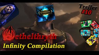 Aethelthryth Infinity Compilaton #10 - Official Trailer