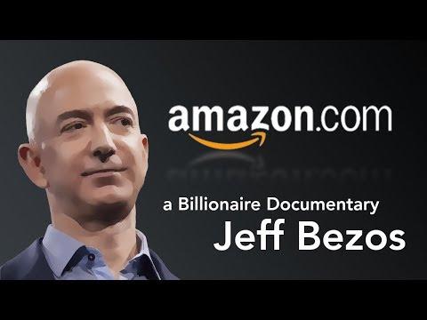 Jeff Bezos - Billionaire Documentary - Amazon, Innovation, Entrepreneurship, Mindset
