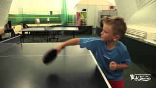 видео Детская международная академия тенниса Шамиля Тарпищева