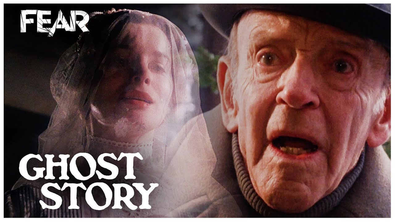 I Thought You'd Be Dying To See Me (Final Scene) | Ghost Story (1981)