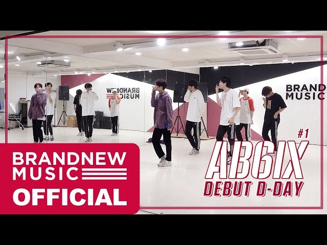 AB6IX (에이비식스) DEBUT D-DAY #1