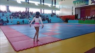 Rhythmic Gymnastics Videos for Kids Free Floor | Elementary Philippines