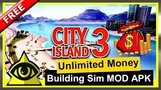 City Island 3 - Building Sim MOD APK 1.8.14 HACK + GAME [No Survey]