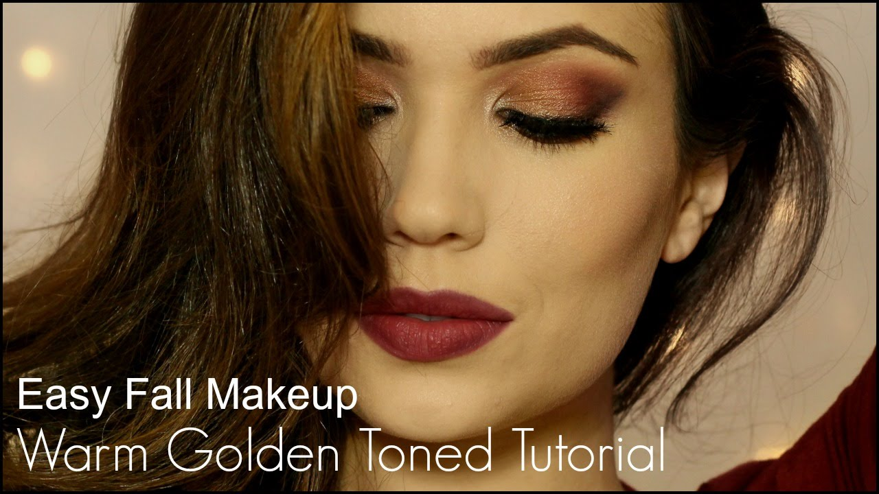 Thanksgiving makeup tutorial themakeupchair youtube baditri Image collections