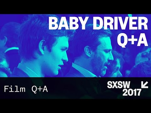 Baby Driver Red Carpet + Q&A – SXSW 2017
