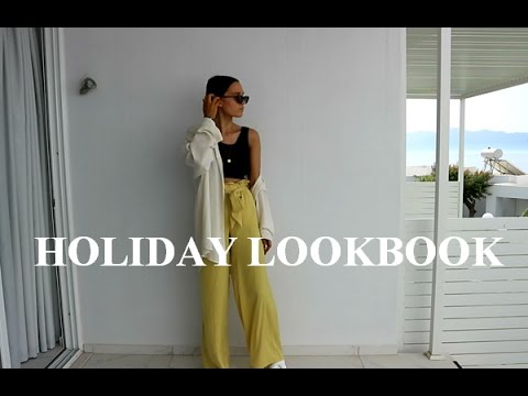 SUMMER HOLIDAY LOOKBOOK | WHAT I WORE IN KOS - LISSY RODDY
