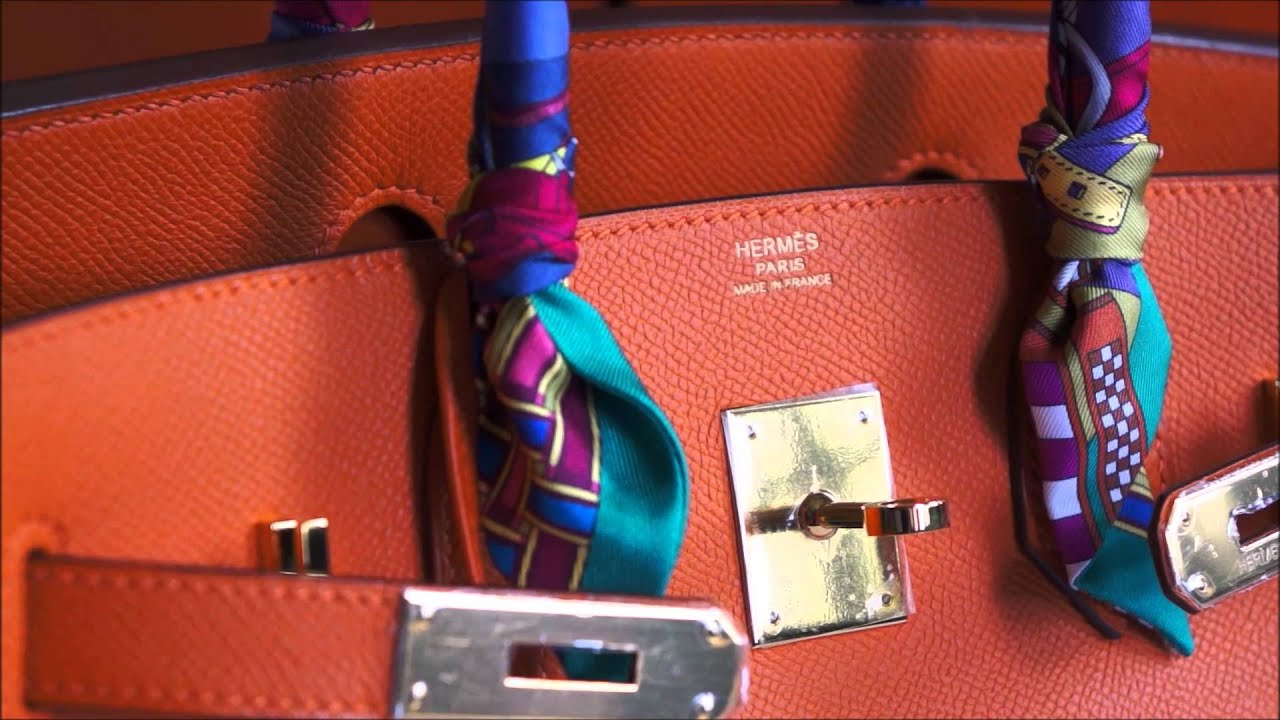 Hermes Bags And Twillys