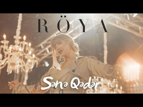 Röya - Sənə Qədər (Video Klip) - Röya Official