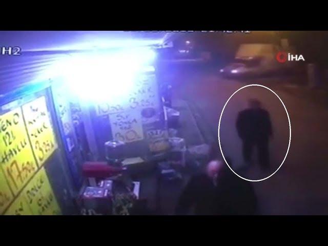 Un hombre es salvado por su ángel de la guarda en Turquía