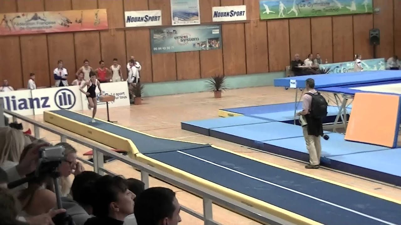 Metz Gym Dn 2012 Tu Kentin Brunet Metz Gym Qualif 1