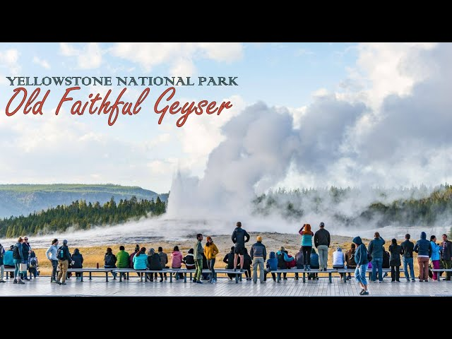 What to see in Yellowstone National Park Wyoming USA #InfiniteWanderlust